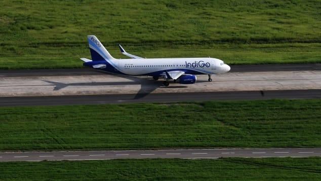 IndiGo airline, India