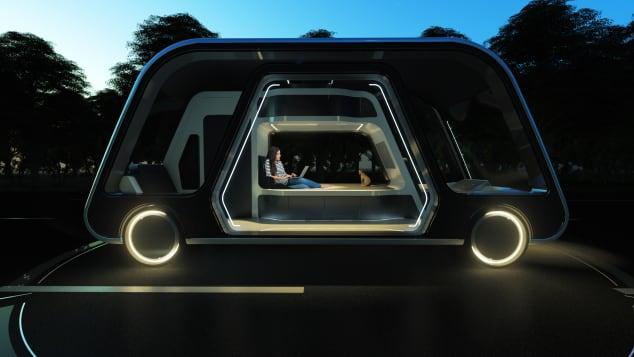 03 Autonomous Travel Suite