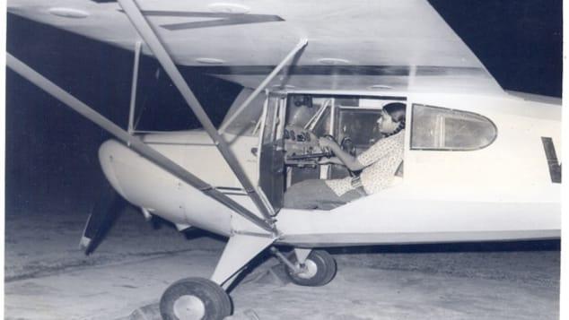 Banasthali Vidyapith aviation school, India
