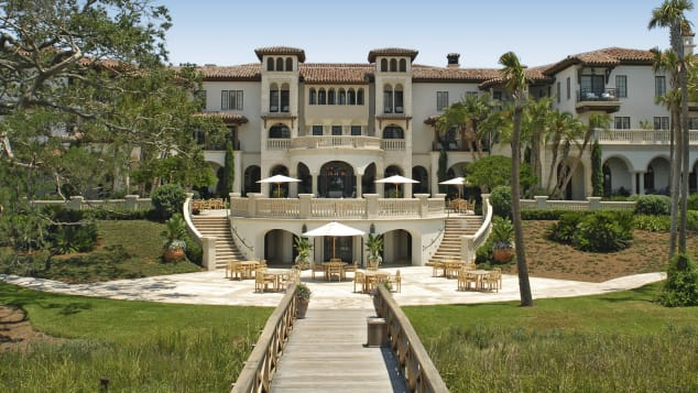 The Cloister at Sea Island Resort is part of a deal offering 71% off the third night.