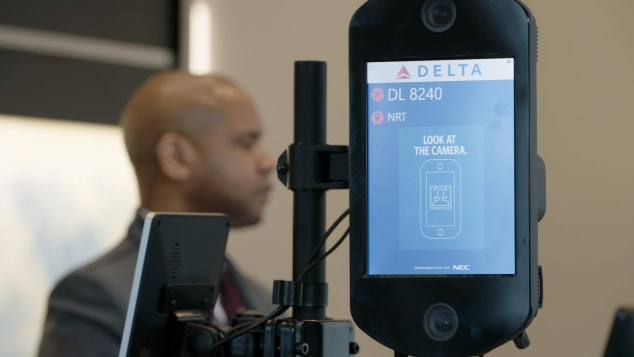 Expect airports to prioritize touchless travel, such as biometrics.