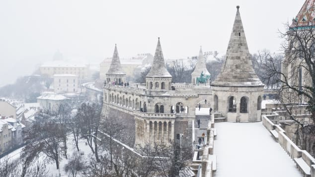 Budapest winter activities