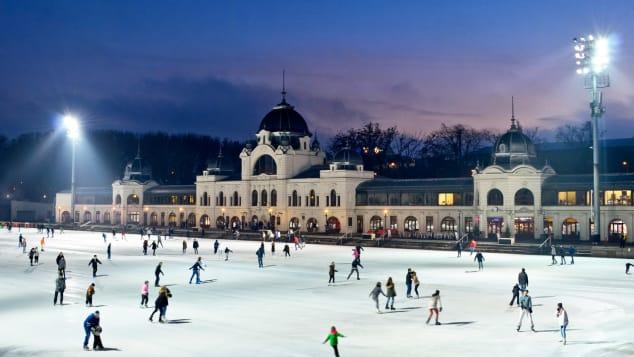 Budapest winter activities