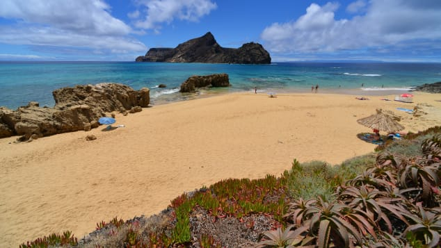 Porto Santo was once home to Christopher Columbus.