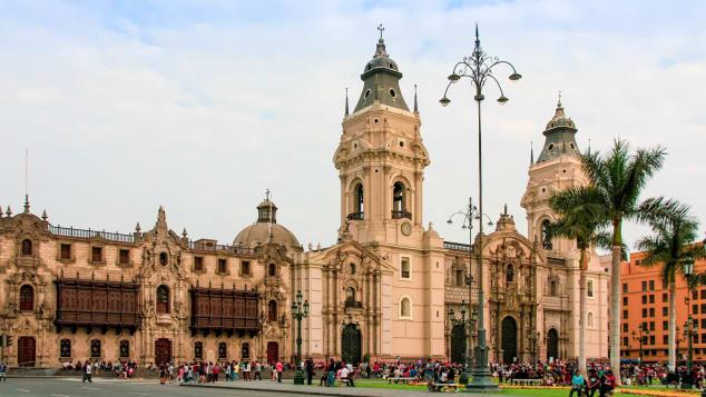 Lima, Perus