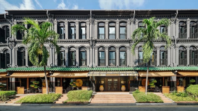 Singapore's new Six Senses Duxton is in the heart of Chinatown.