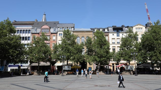 Luxembourg City has more foreign residents than locals.
