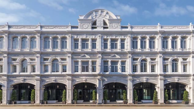 The Capital Kempinski mixes heritage and luxury.