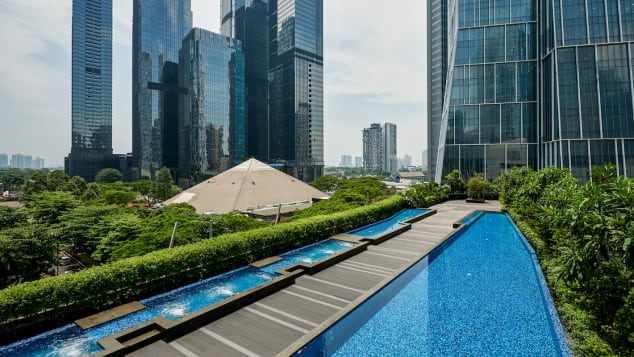 Alila's new Jakarta property is in the middle of the action.
