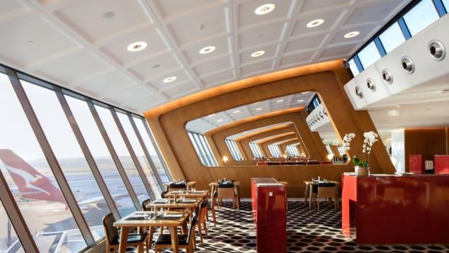 Qantas won the Best Lounge award.