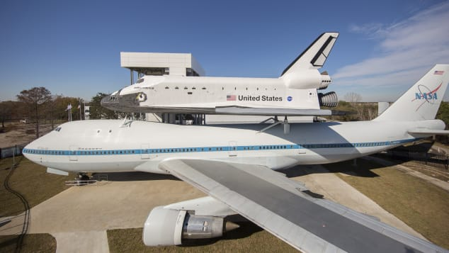 Space Center Houston is one of the city's premier attractions. Visitors can easily spend half a day exploring the space-related artifacts and more.
