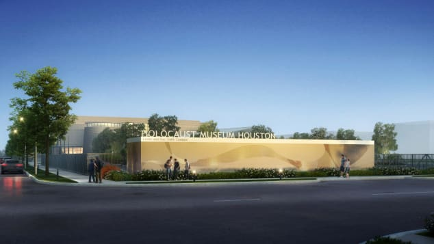 Following its expansion, the Holocaust Museum Houston will be the country's fourth-largest Holocaust Museum.