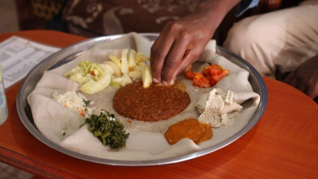 East Africa Top 13 Foods: Beyainatu
