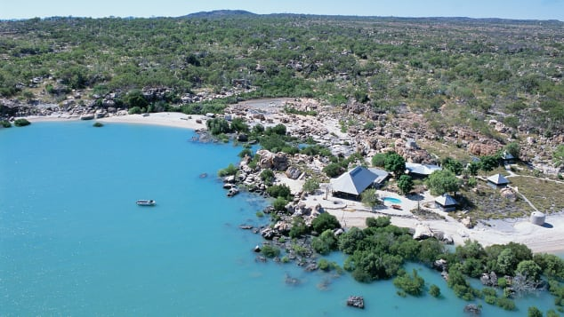 Remote Kimberley Coastal Camp offers a true opportunity to get away from it all.