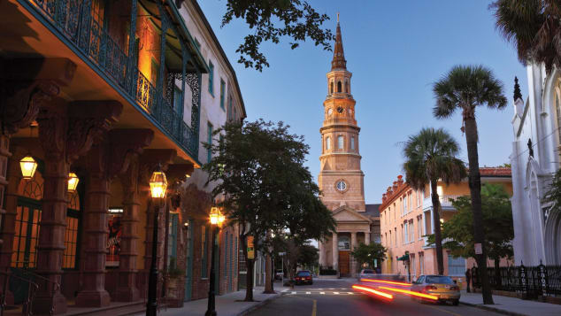 Historic Charleston is one of the United States' most charming cities.