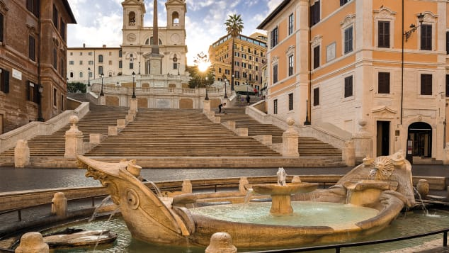 The Hassler, Rome