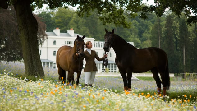 For country folk who want to bring their own horse to experience these top equestrian facilities, Coworth Park is the place to be.