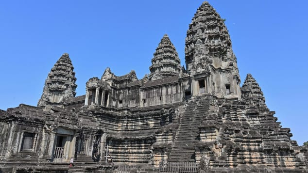 Cambodia's Angkor Wat temple is on many travelers' must-see lists.