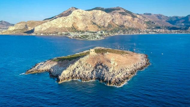 Italian island for sale