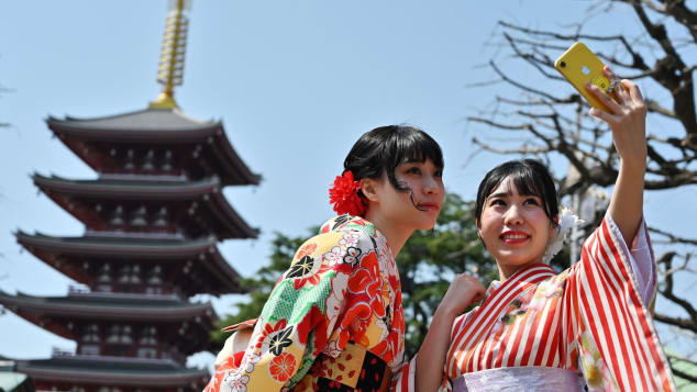 It can take up to two years to make a high-end kimono.