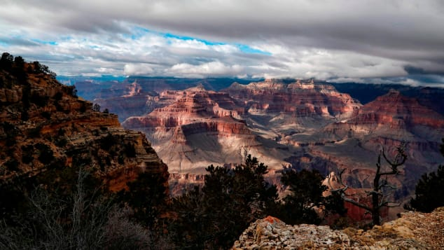 It's a fine time to visit the Grand Canyon. This year is its 100th anniversary as a national park.