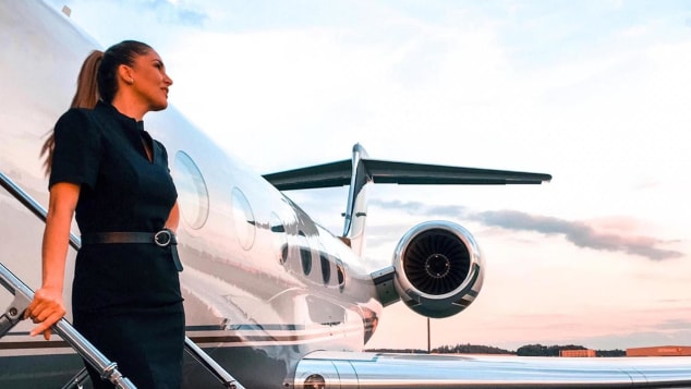 Confessions of a VIP private jet flight attendant
