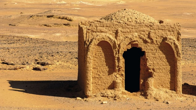 Abandoned-Sacred-Places-Tombs-of-Al-Bagawat-Egypt