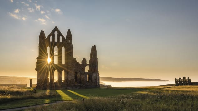 Abandoned-Sacred-Places-Whitby-Abbey-North-Yorkshire-England
