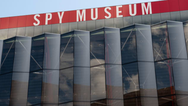 The new International Spy Museum opened in Washington in May.