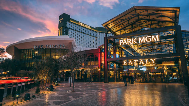 One of Vegas' newer resorts, the Park MGM delivers on all fronts.