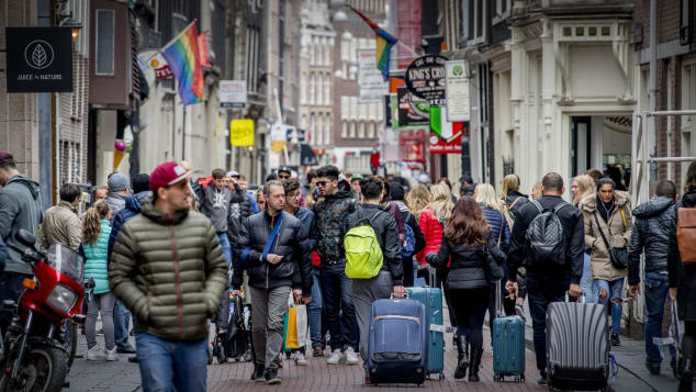 Ultimately, travelers would like to get back to safely mixing and mingling with the rest of the world.