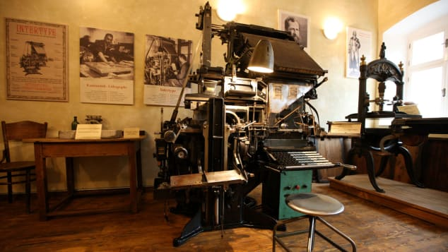 Gutenberg Printing House Museum