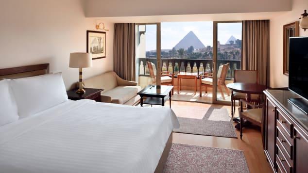 Mena House, Egypt