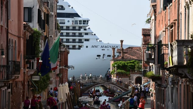 Venetians have been at the forefront of the fight against tourism.
