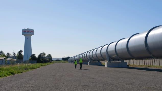 HyperloopTT_Toulouse_System