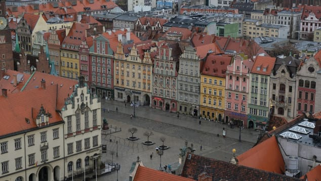 Wroclaw is one of the oldest cities in Poland.