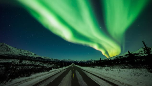Know the protocols before you visit Alaska to see sights such as the northern lights.