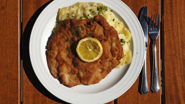 German? Austrian? Italian? Whatever the origins, schnitzel is wildly popular.