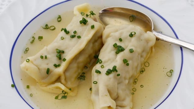 Maultaschen is especially popular in southern Germany.