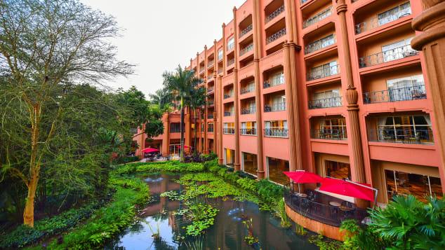 Kampala Serena Hotel, Uganda