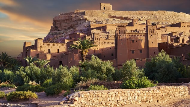 """Morocco's Ksar appears in """"Game of Thrones."""""""