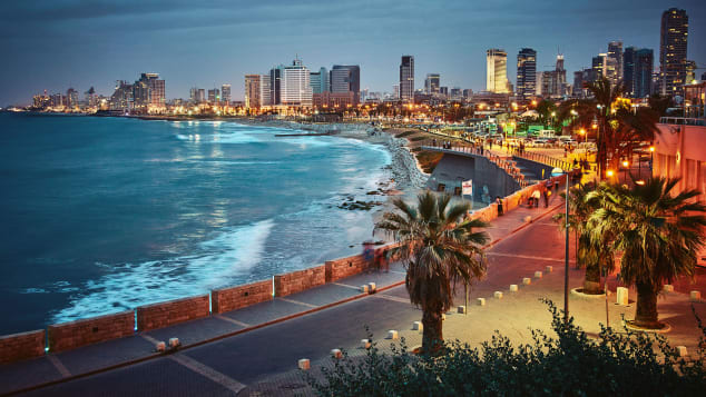 Tel Aviv's party scene is a late one, and participating visitors will get a sense of the city's global melting pot.
