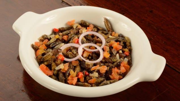 Kamaru is a seasonal specialty  from Pampanga.