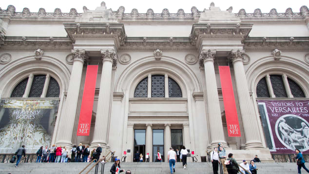 12 nyc fashion museum photos met