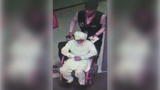 Jayesh Patel, 32, impersonates senior citizen at New Delhi airport