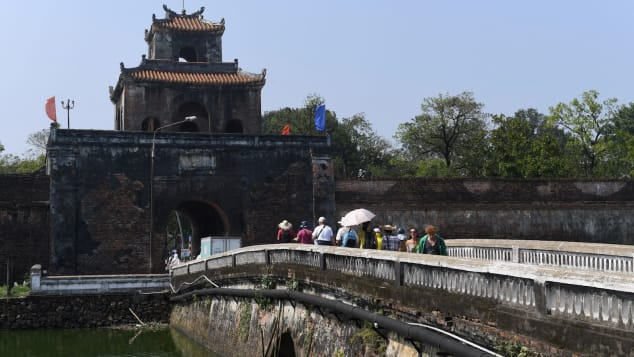 Historic Hue is Vietnam's former imperial city,