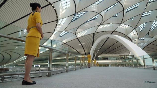 Bandara Internasional Daxing Beijing
