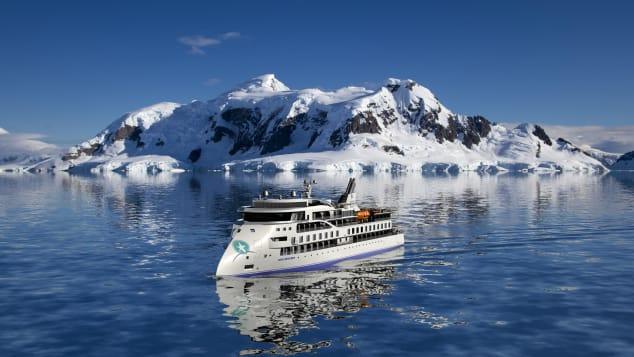 格雷格·莫蒂默(Greg Mortimer)南极船。