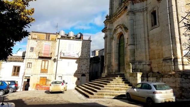 One-euro-home-buyers--Janssen-house-church-view-c-Patrick-Janssen