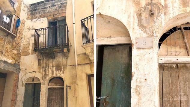 one-euro-home-buyers---Tabbone's-home-in-Sambuca